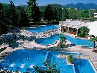 Urlaub Reisen  Italien Venetien Abano Terme Hotel Ariston Molino