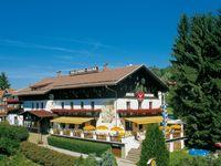 Urlaub Reisen  Deutschland Bayern Bodenmais Ferienhotel Hubertus