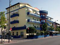 Urlaub Reisen  Italien Venetien Caorle Hotel Catto Suisse