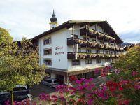 Urlaub Reisen  Österreich Tirol Söll Hotel Austria