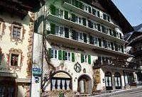 Urlaub Reisen  Österreich Oberösterreich St. Wolfgang Hotel Schwarzes Rössl