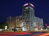 Urlaub Reisen  Deutschland Berlin Berlin (Städtereise) Andel´s Hotel Berlin