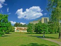 Urlaub Reisen  Deutschland Brandenburg Templin Ahorn Seehotel Templin