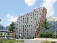 Urlaub Reisen  Österreich Tirol Innsbruck Hotel Ramada Innsbruck Tivoli