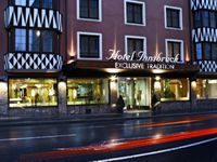Urlaub Reisen  Österreich Tirol Innsbruck Hotel Innsbruck