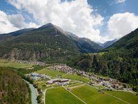 Urlaub Reisen  Österreich Tirol Längenfeld