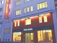 Urlaub Reisen  Österreich Niederösterreich Wien (Städtereise) Austria Trend Hotel Anatol