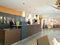 Urlaub Reisen  Österreich Niederösterreich Wien (Städtereise) Hotel NH Wien