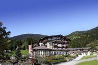 Urlaub Reisen  Österreich Salzburger Land Neukirchen am Großvenediger Hotel Hubertus