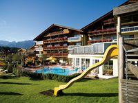 Urlaub Reisen  Österreich Tirol Seefeld Family & Spa Resort Alpenpark
