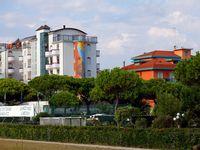 Urlaub Reisen  Italien Venetien Lido di Jesolo Hotel Coppe
