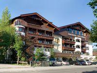 Urlaub Reisen  Österreich Tirol Seefeld Appartementhaus Kaltschmid
