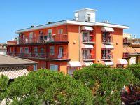 Urlaub Reisen  Italien Venetien Lido di Jesolo Hotel Madison