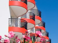 Urlaub Reisen  Italien Venetien Lido di Jesolo Suite Hotel Baia del Mar