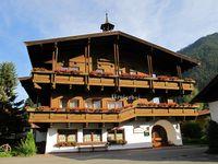 Urlaub Reisen  Österreich Tirol Waidring Hotel Pension Tiroler Hof