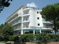 Urlaub Reisen  Italien Venetien Lignano Hotel Alisei