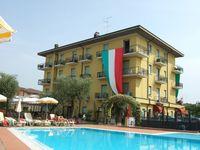 Urlaub Reisen  Italien Venetien Peschiera del Garda Hotel Rosetta
