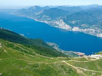 Urlaub Reisen  Italien Venetien Malcesine