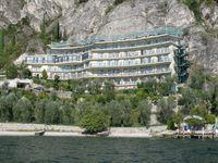 Urlaub Reisen  Italien Venetien Limone Hotel Astor