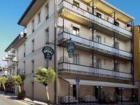 Urlaub Reisen  Italien Toskana Montecatini Terme Hotel Adua & Regina di Saba