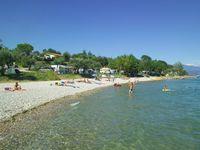 Urlaub Reisen  Italien Venetien Moniga del Garda Camping Fontanelle