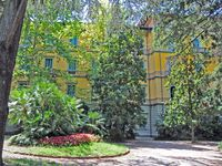 Urlaub Reisen  Italien Toskana Montecatini Terme Grand Hotel La Pace