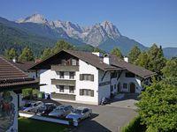 Urlaub Reisen  Deutschland Bayern Garmisch-Partenkirchen Garni Hotel Brunnthaler