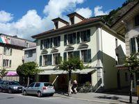 Urlaub Reisen  Schweiz Berner Oberland Meiringen Hotel Rebstock
