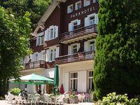 Urlaub Reisen  Schweiz St. Gallen Bad Ragaz Parkhotel Bad Ragaz