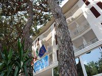 Urlaub Reisen  Italien Venetien Cesenatico Hotel New Bristol Sport