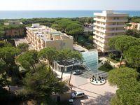 Urlaub Reisen  Italien Toskana Marina di Bibbona Hotel Marinetta