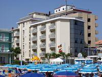 Urlaub Reisen  Italien Venetien Bellaria Hotel Ambasciatori