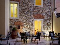 Urlaub Reisen  Italien Toskana Montecatini Terme Hotel Arnolfo