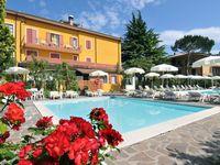 Urlaub Reisen  Italien Venetien Manerba del Garda La Quiete Park Hotel