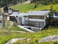 Urlaub Reisen  Österreich Tirol Obergurgl Hotel Lohmann