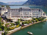 Urlaub Reisen  Österreich Salzburger Land Zell am See Grand Hotel