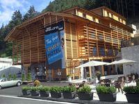 Urlaub Reisen  Italien Südtirol St. Christina Hotel Saslong