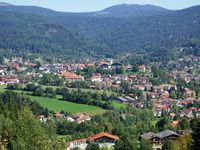 Urlaub Reisen  Deutschland Bayern Bodenmais