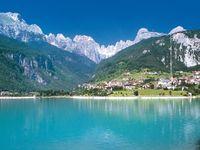 Urlaub Reisen  Italien Trentino Fai della Paganella