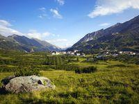 Urlaub Reisen  Österreich Salzburger Land Obertauern