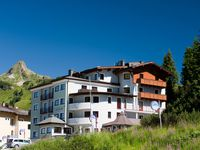 Urlaub Reisen  Österreich Salzburger Land Obertauern Hotel Latschenhof