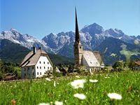 Urlaub Reisen  Österreich Salzburger Land Maria Alm Hotel Der Almhof (alt)
