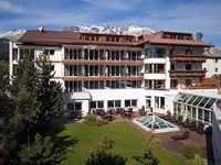 Urlaub Reisen  Österreich Tirol Nauders Naudererhof Alpin Art & Spa Hotel