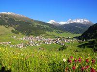 Urlaub Reisen  Österreich Tirol Nauders