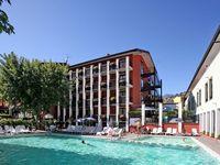 Urlaub Reisen  Italien Venetien Nago-Torbole Club Hotel La Vela