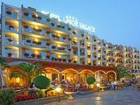 Urlaub Reisen  Italien Venetien Riva del Garda Hotel Savoy Palace