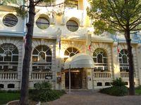 Urlaub Reisen  Italien Venetien Grado Hotel Astoria