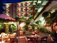 Urlaub Reisen  Italien Venetien Nago-Torbole Hotel Continental