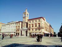 Urlaub Reisen  Italien Venetien Rimini