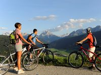Urlaub Reisen  Italien Südtirol Terenten